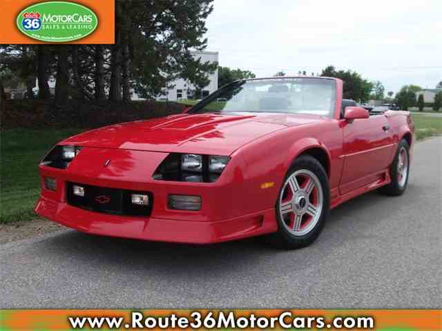 Picture of '91 Camaro - L80O
