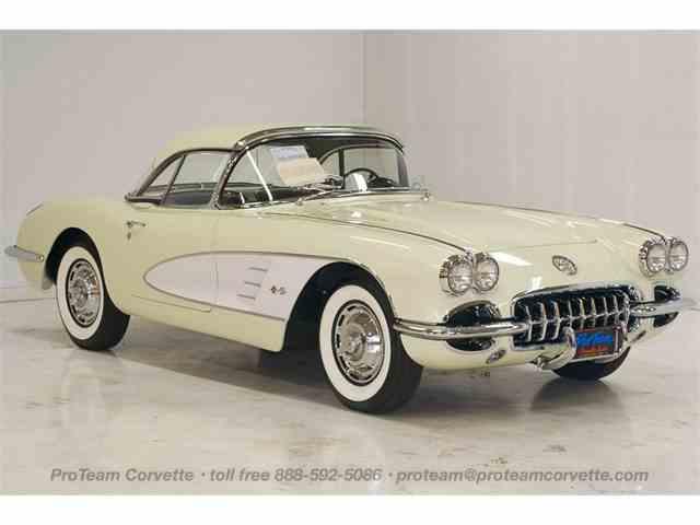 Picture of '59 Corvette - L811