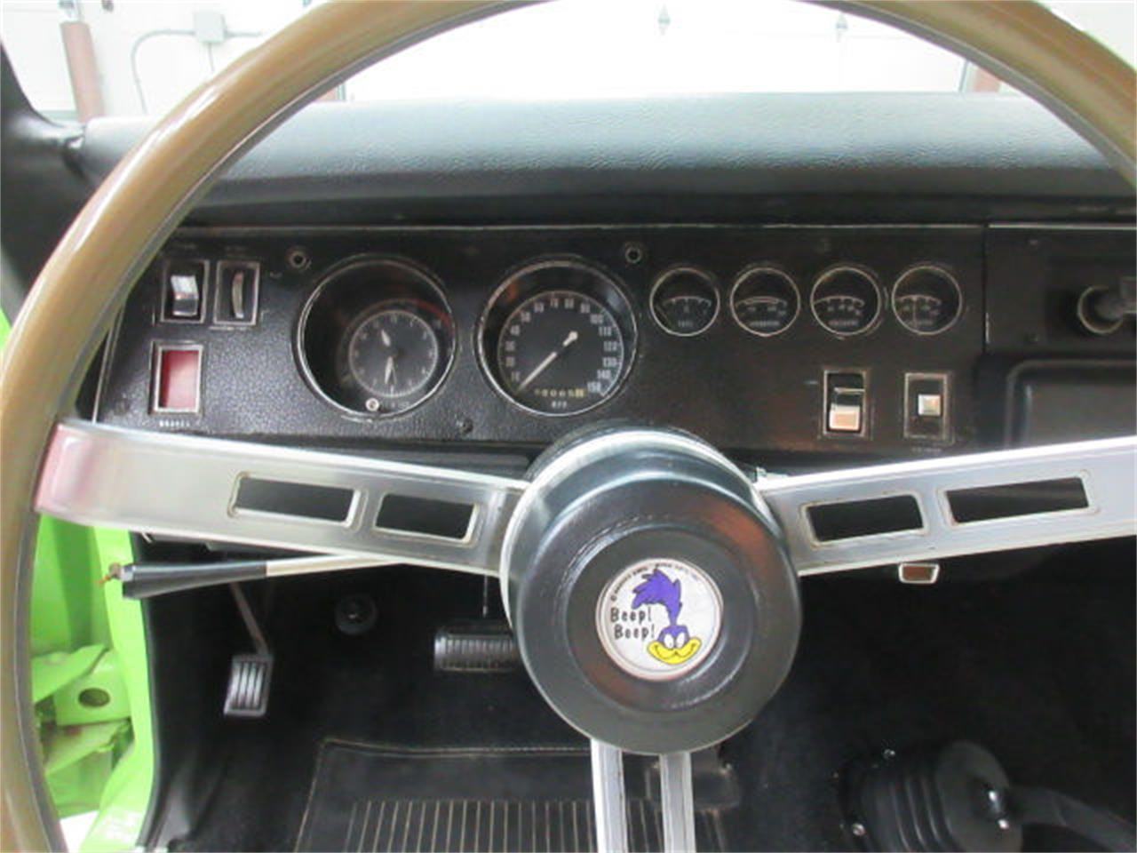 Large Picture of 1970 Plymouth Road Runner located in Sioux Falls South Dakota - $45,975.00 Offered by Frankman Motor Company - L81P