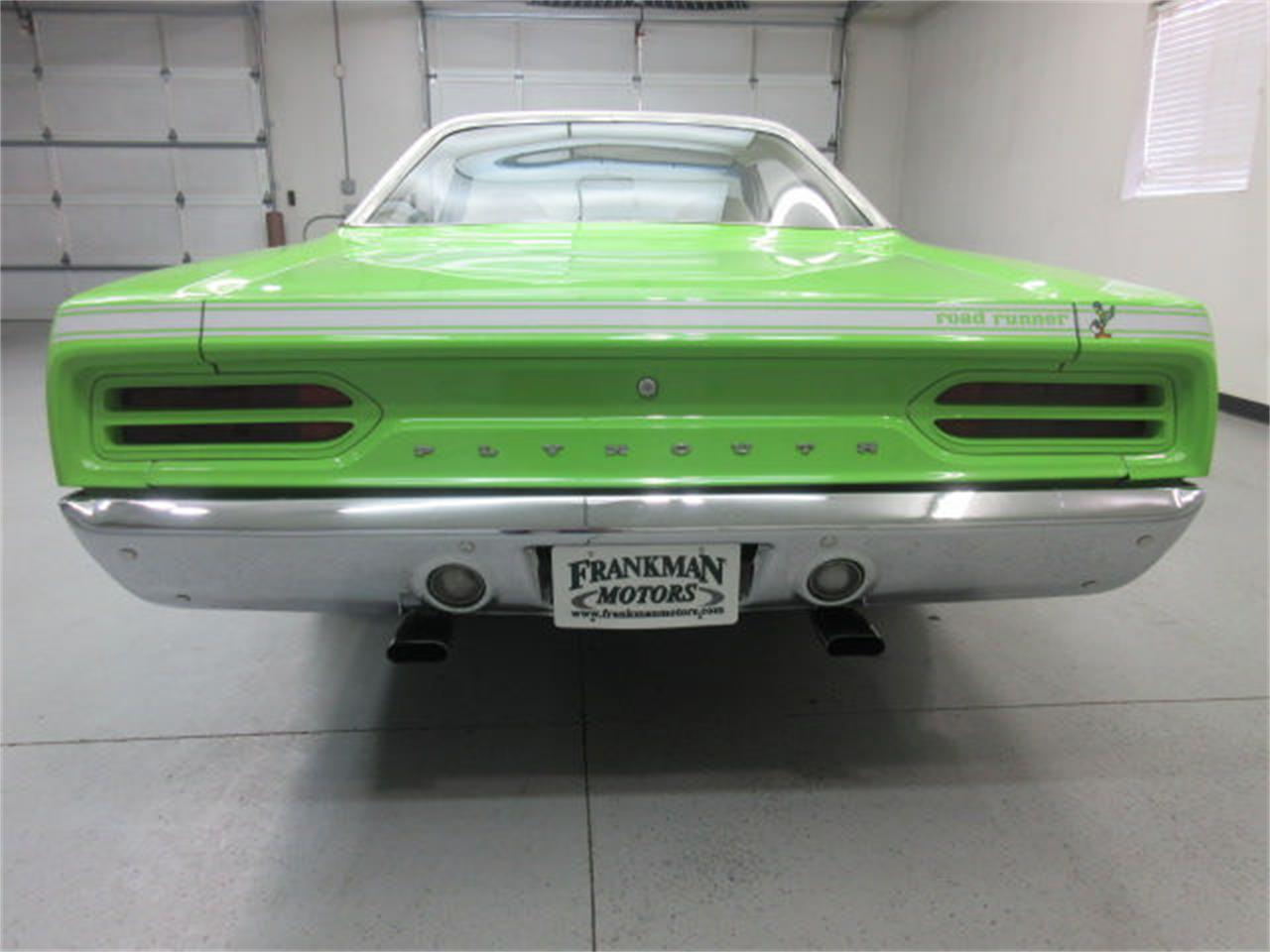 Large Picture of '70 Plymouth Road Runner Offered by Frankman Motor Company - L81P
