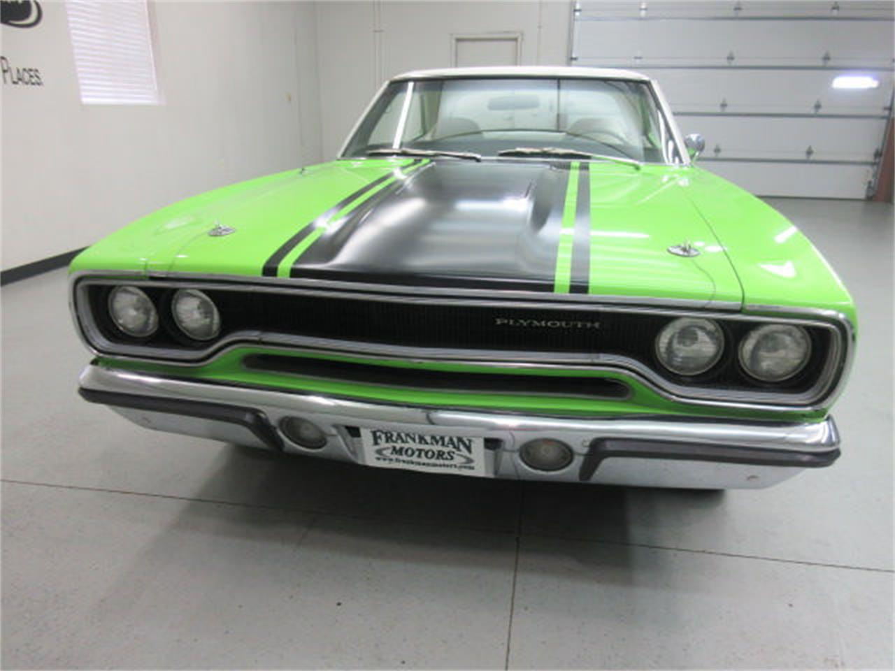Large Picture of Classic '70 Road Runner located in South Dakota - $45,975.00 Offered by Frankman Motor Company - L81P
