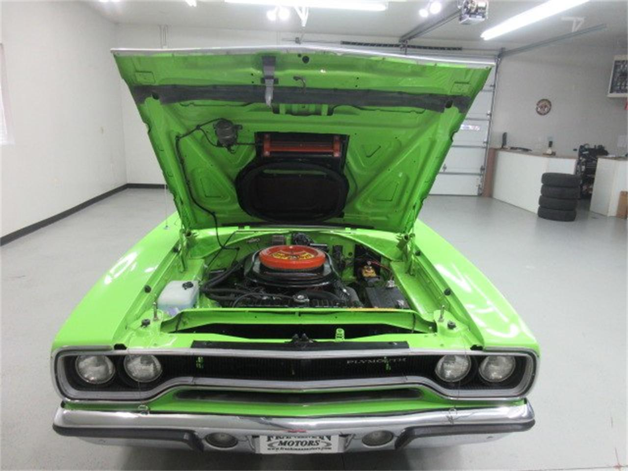 Large Picture of Classic 1970 Road Runner Offered by Frankman Motor Company - L81P
