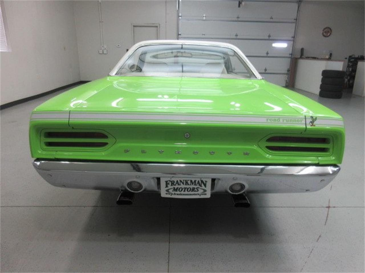 Large Picture of Classic '70 Road Runner - $45,975.00 Offered by Frankman Motor Company - L81P