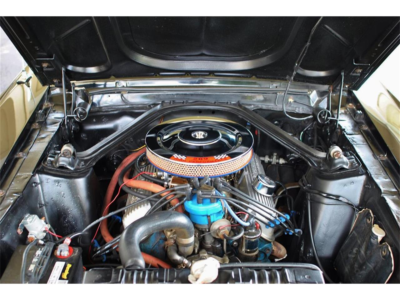 Large Picture of '67 Mustang - L822
