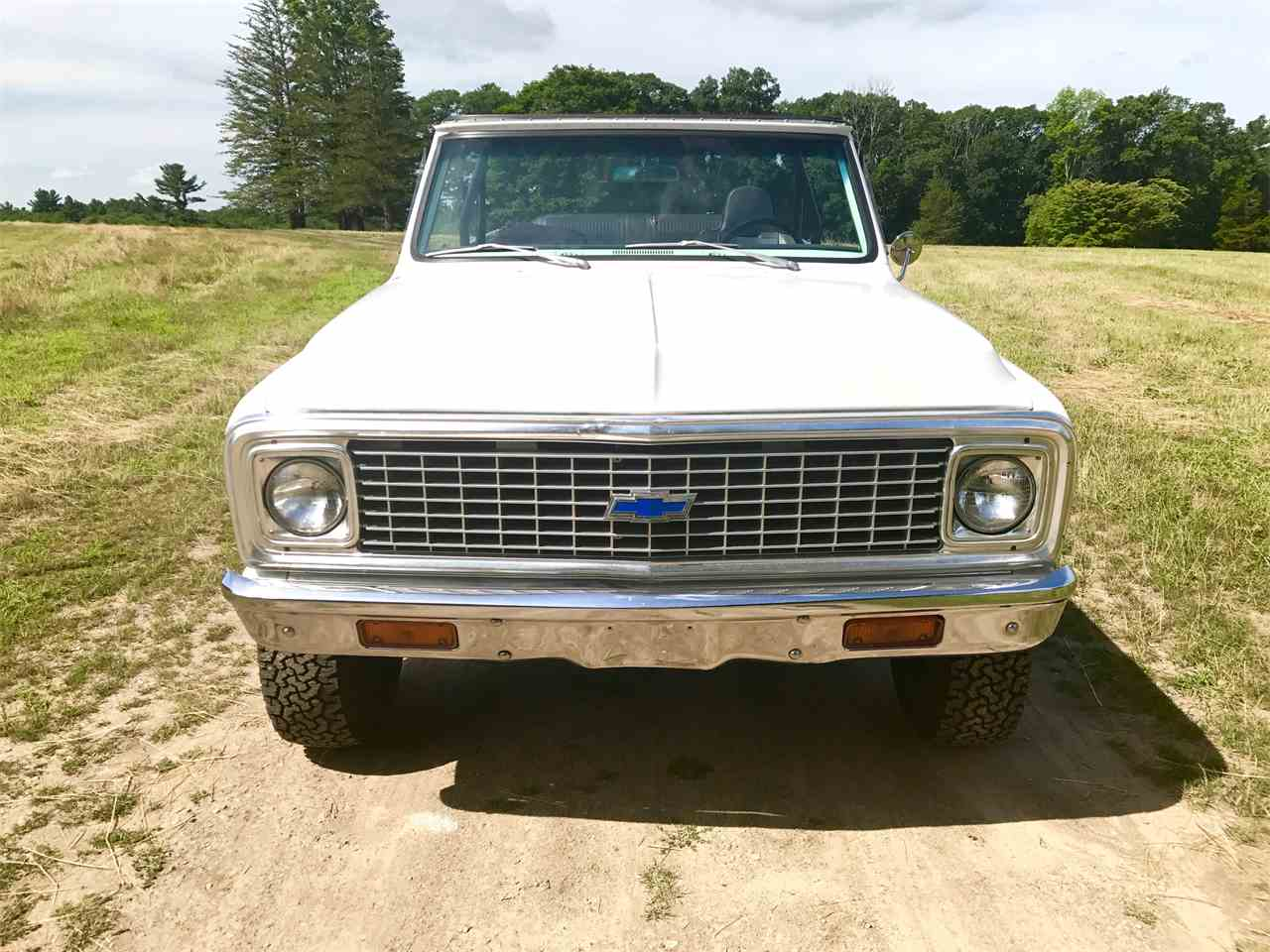 Large Picture of '72 Blazer - L82C