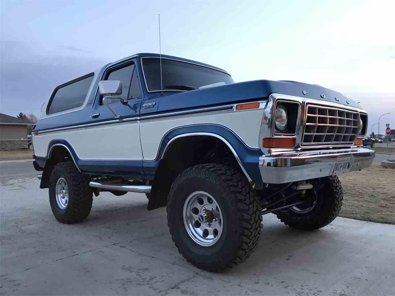 1978 Ford Bronco for Sale | ClassicCars.com | CC-992420