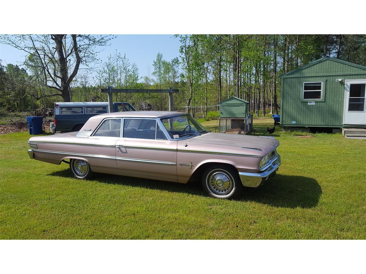 Large Picture of 1963 Ford Galaxie 500 XL located in BOLIVIA North Carolina - $10,000.00 Offered by a Private Seller - L9RF