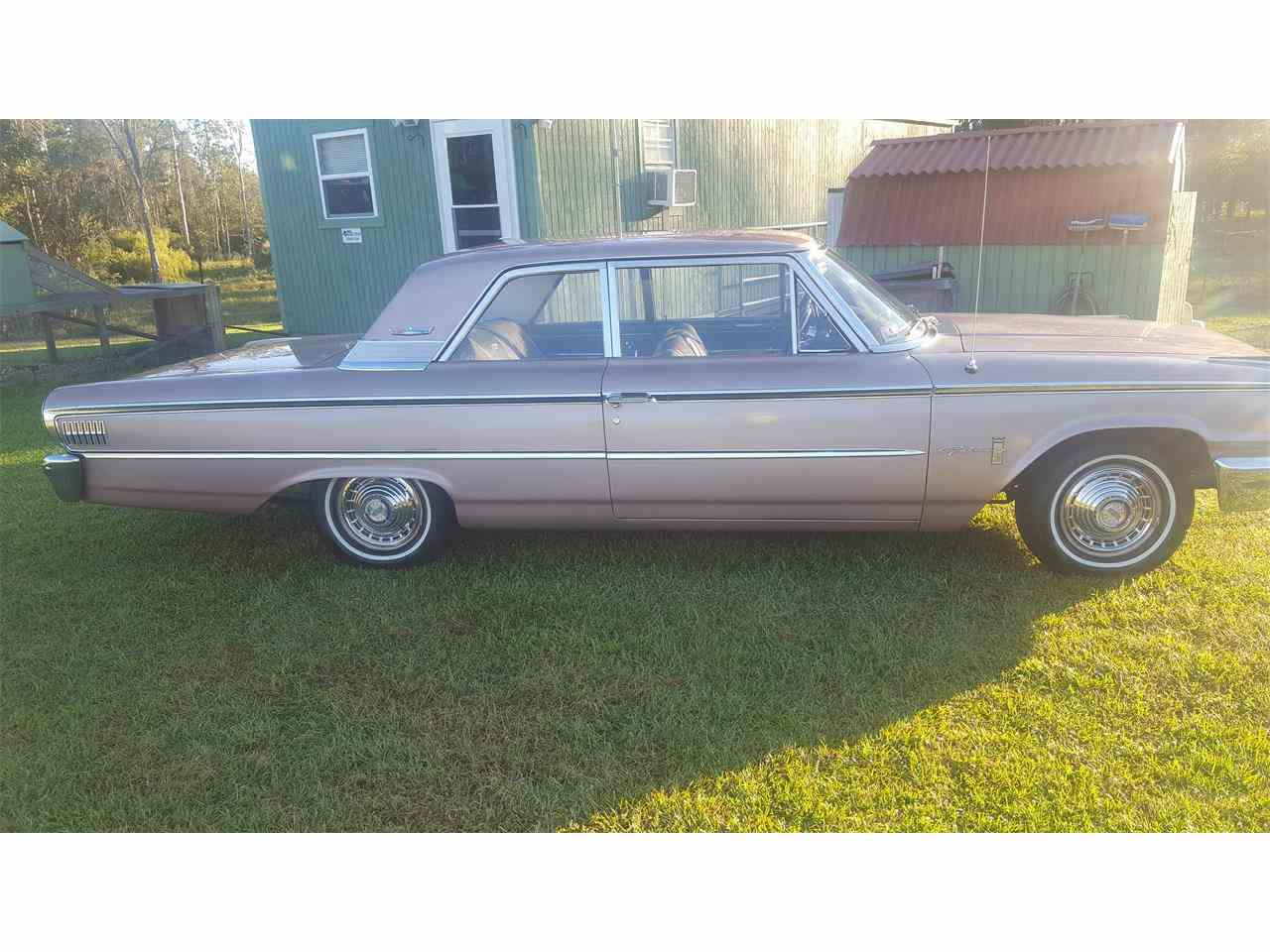 Large Picture of '63 Galaxie 500 XL - L9RF