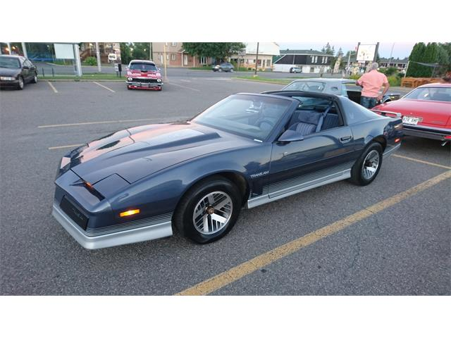 Picture of '84 Pontiac Firebird located in Gatineau Quebec - L9RJ
