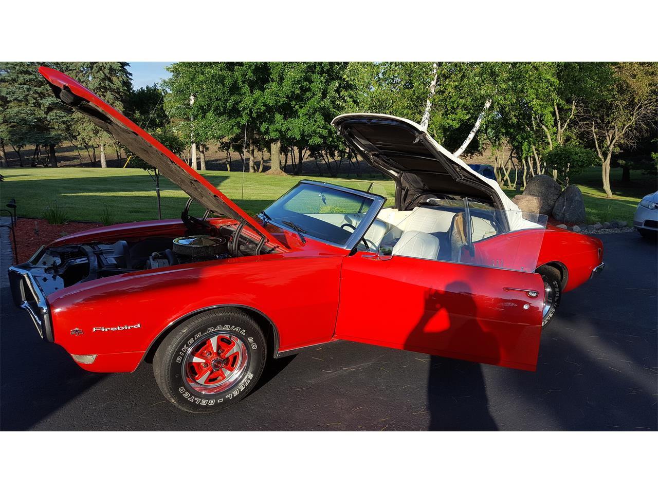 Large Picture of Classic '68 Firebird - $24,900.00 - L9RM
