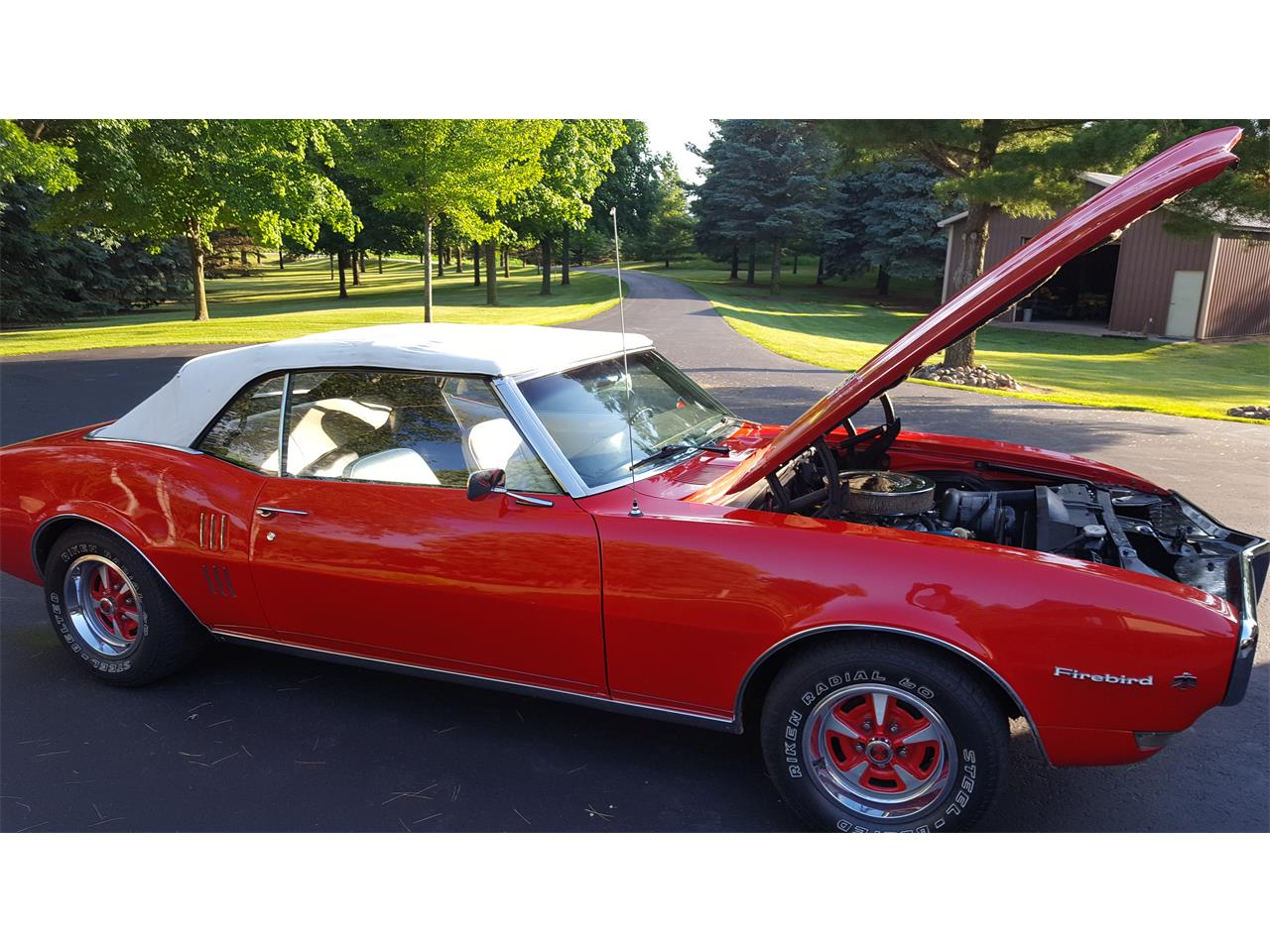 Large Picture of Classic '68 Pontiac Firebird located in Minnesota Offered by a Private Seller - L9RM