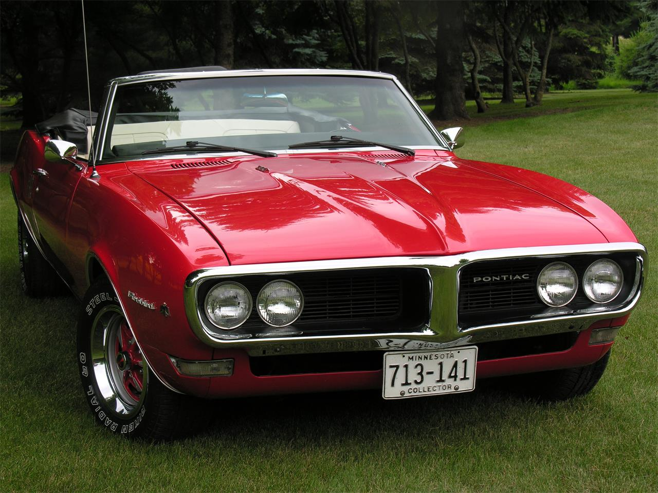 Large Picture of 1968 Pontiac Firebird located in Minnesota - $24,900.00 - L9RM