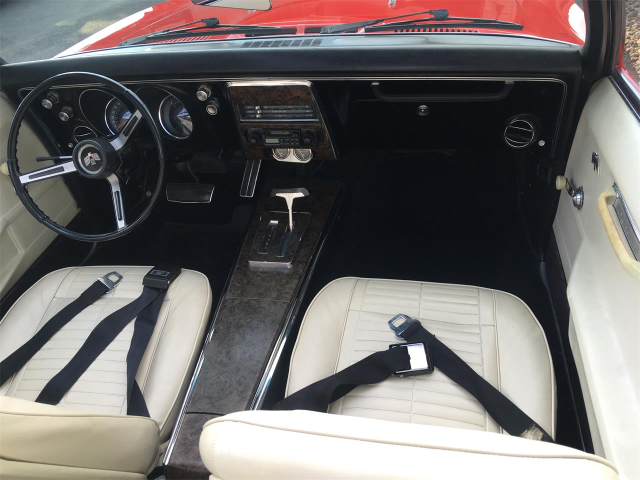 Large Picture of Classic '68 Pontiac Firebird located in Jordan Minnesota - L9RM