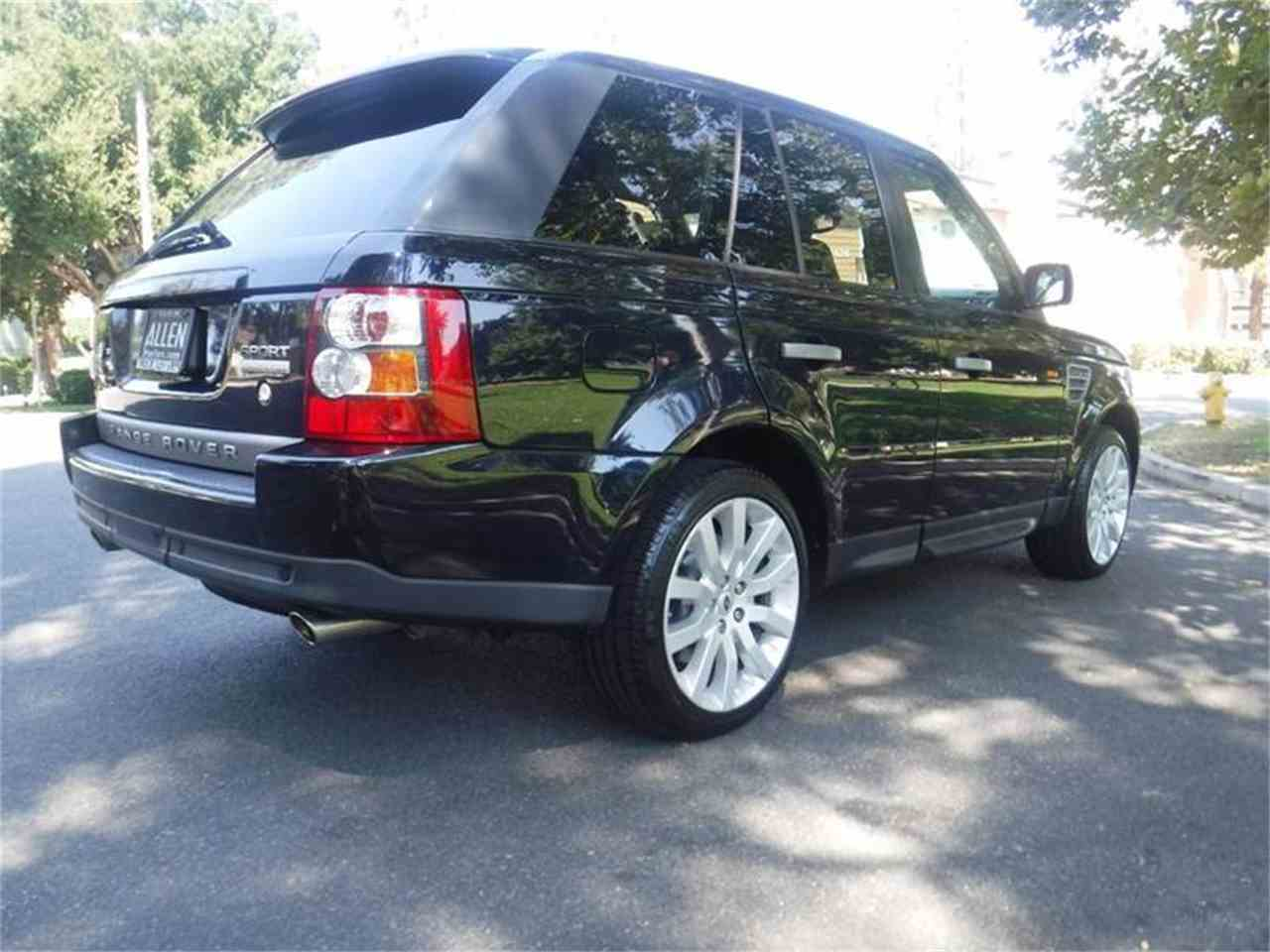 Large Picture of '06 Range Rover Sport - L9S7