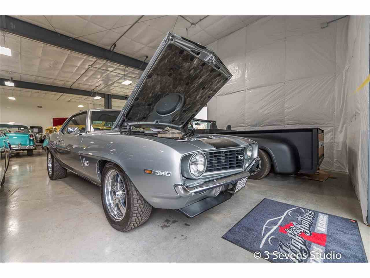 Large Picture of '69 Camaro - L9SA