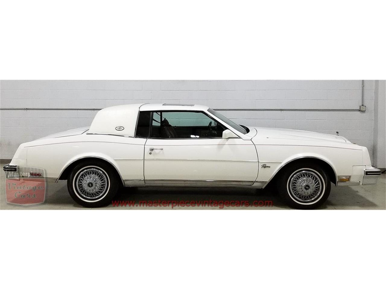 Large Picture of 1985 Riviera located in Indiana Offered by Masterpiece Vintage Cars - L82V