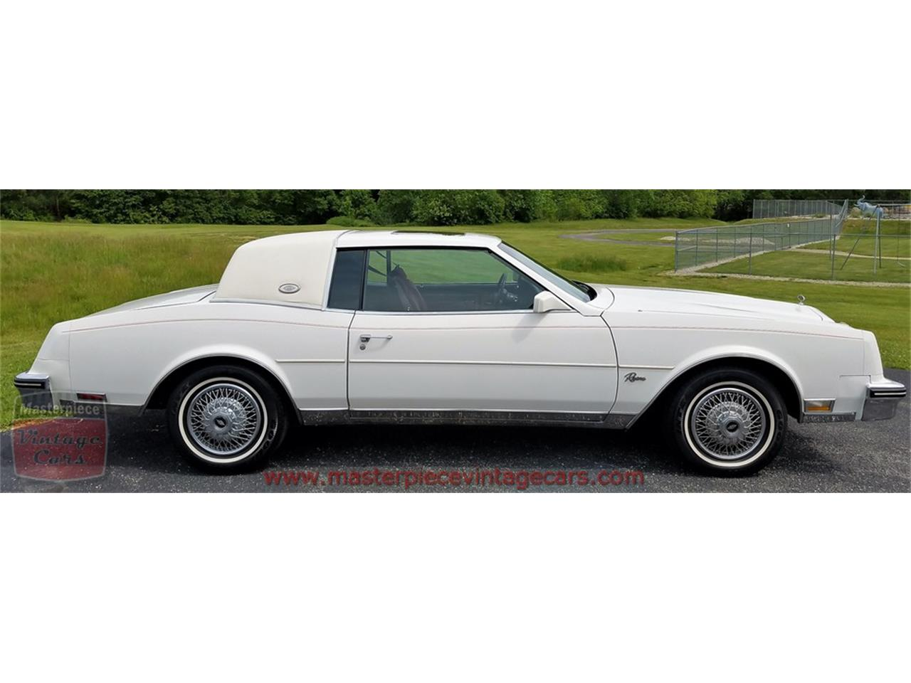 Large Picture of 1985 Riviera Offered by Masterpiece Vintage Cars - L82V