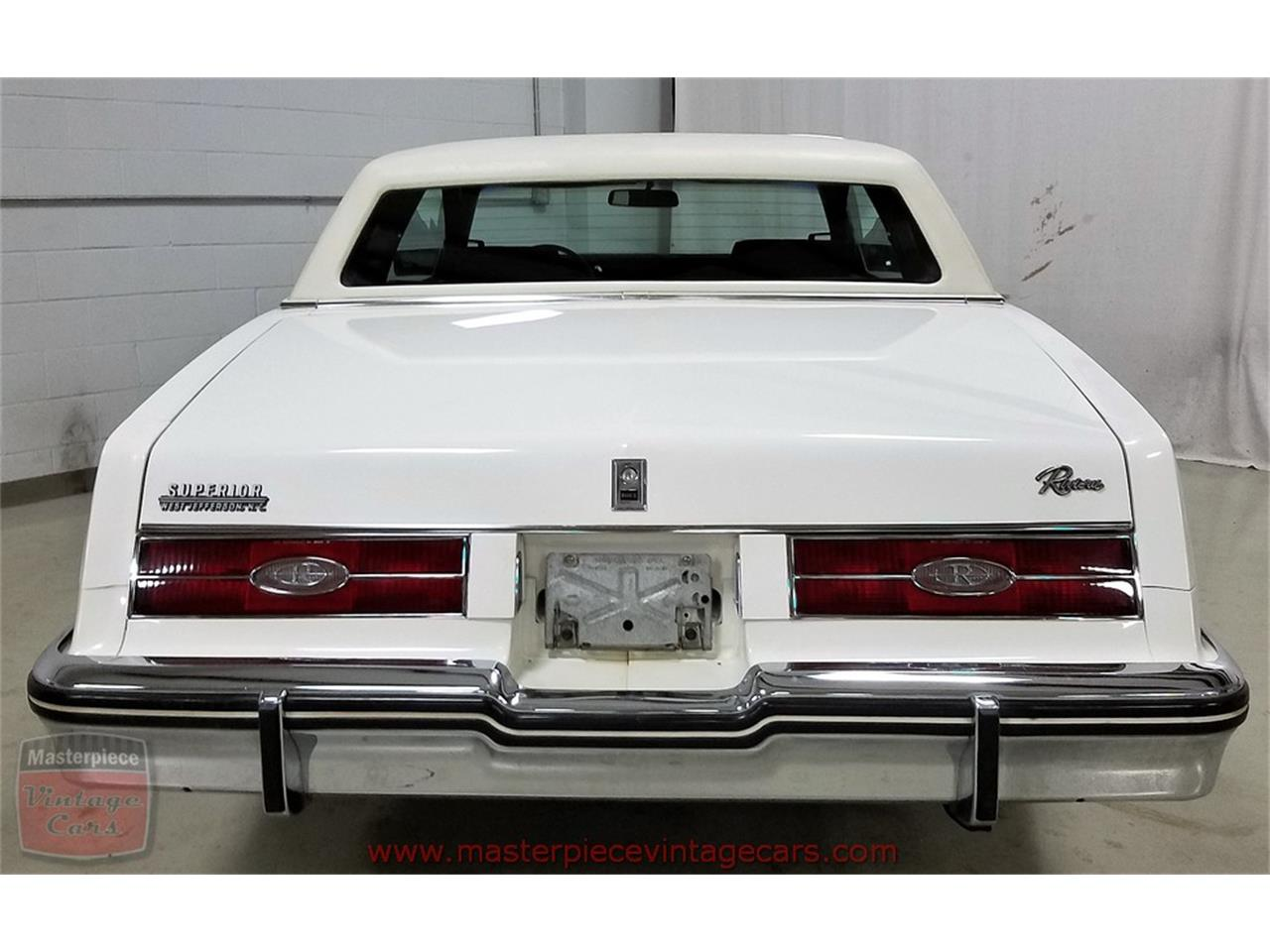 Large Picture of 1985 Riviera located in Whiteland Indiana - $8,950.00 Offered by Masterpiece Vintage Cars - L82V