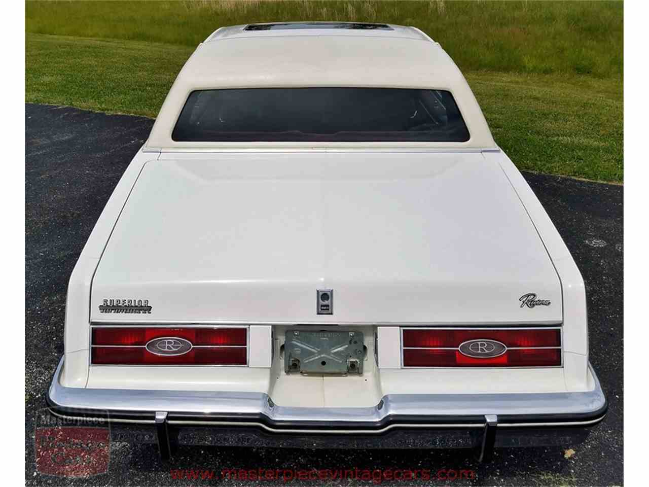 Large Picture of '85 Riviera - L82V