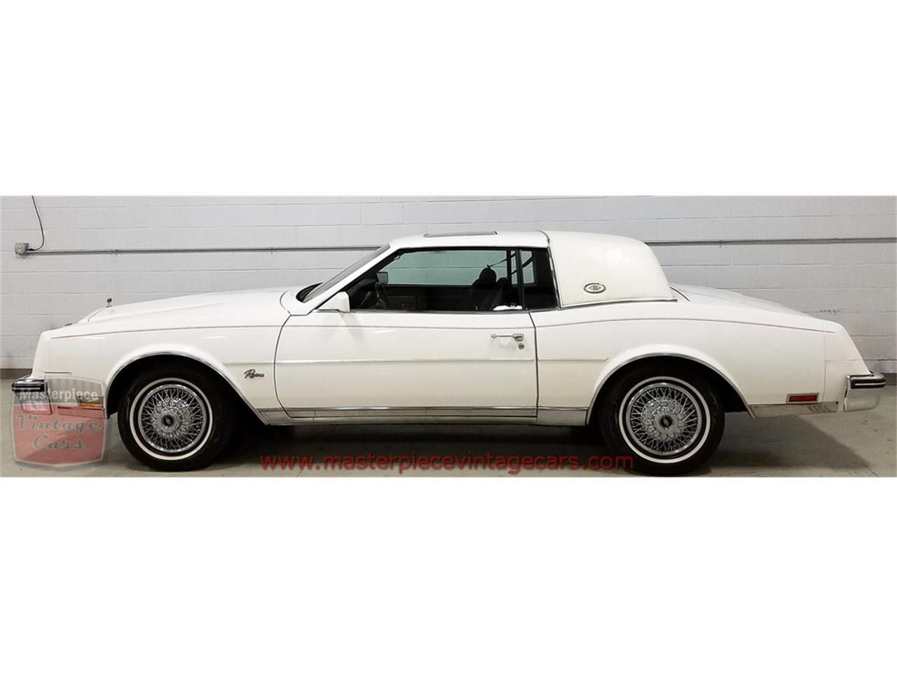 Large Picture of 1985 Buick Riviera located in Indiana Offered by Masterpiece Vintage Cars - L82V