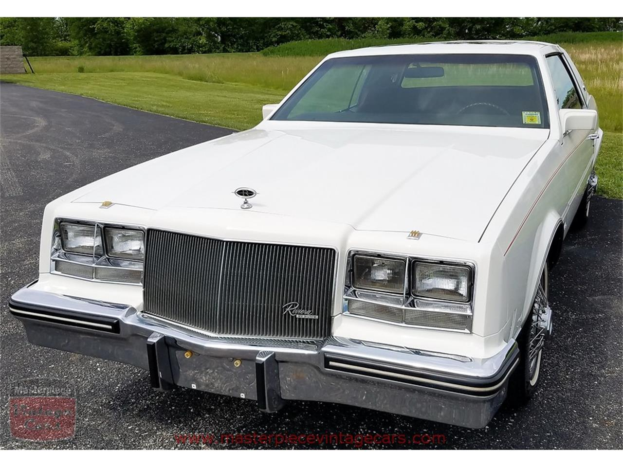 Large Picture of '85 Buick Riviera located in Indiana - $8,950.00 Offered by Masterpiece Vintage Cars - L82V