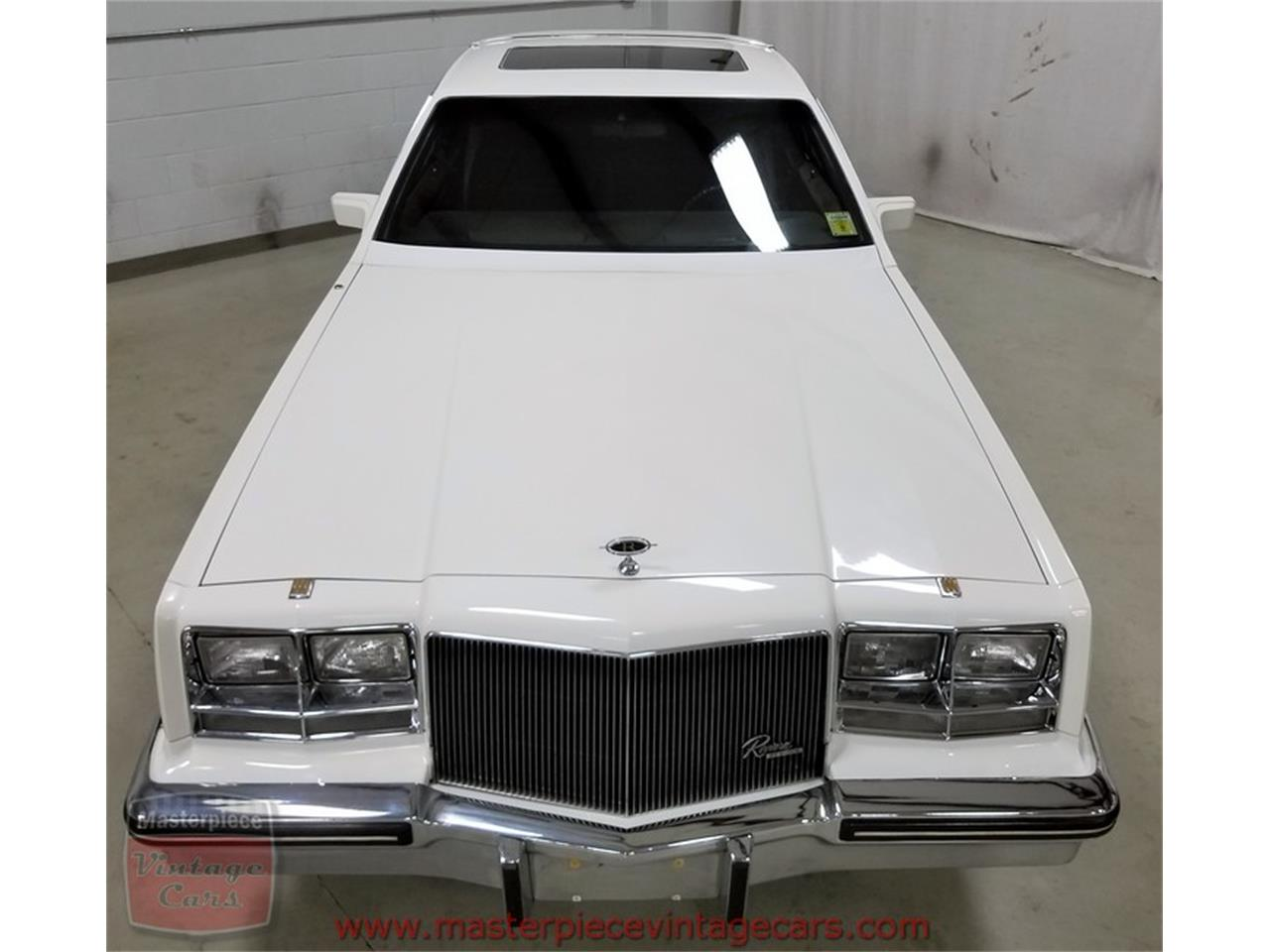 Large Picture of '85 Buick Riviera located in Indiana Offered by Masterpiece Vintage Cars - L82V