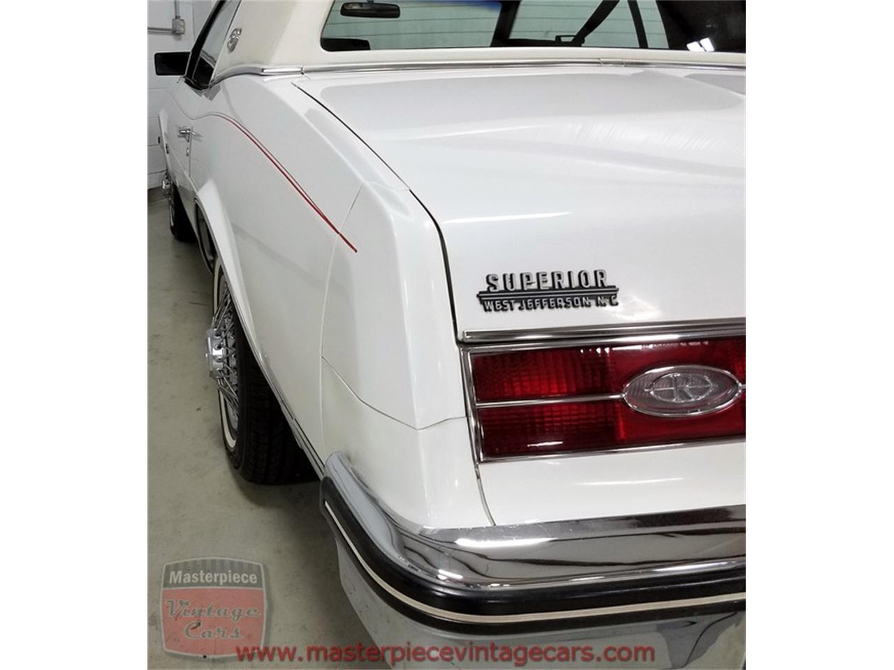 Large Picture of 1985 Buick Riviera - $8,950.00 Offered by Masterpiece Vintage Cars - L82V