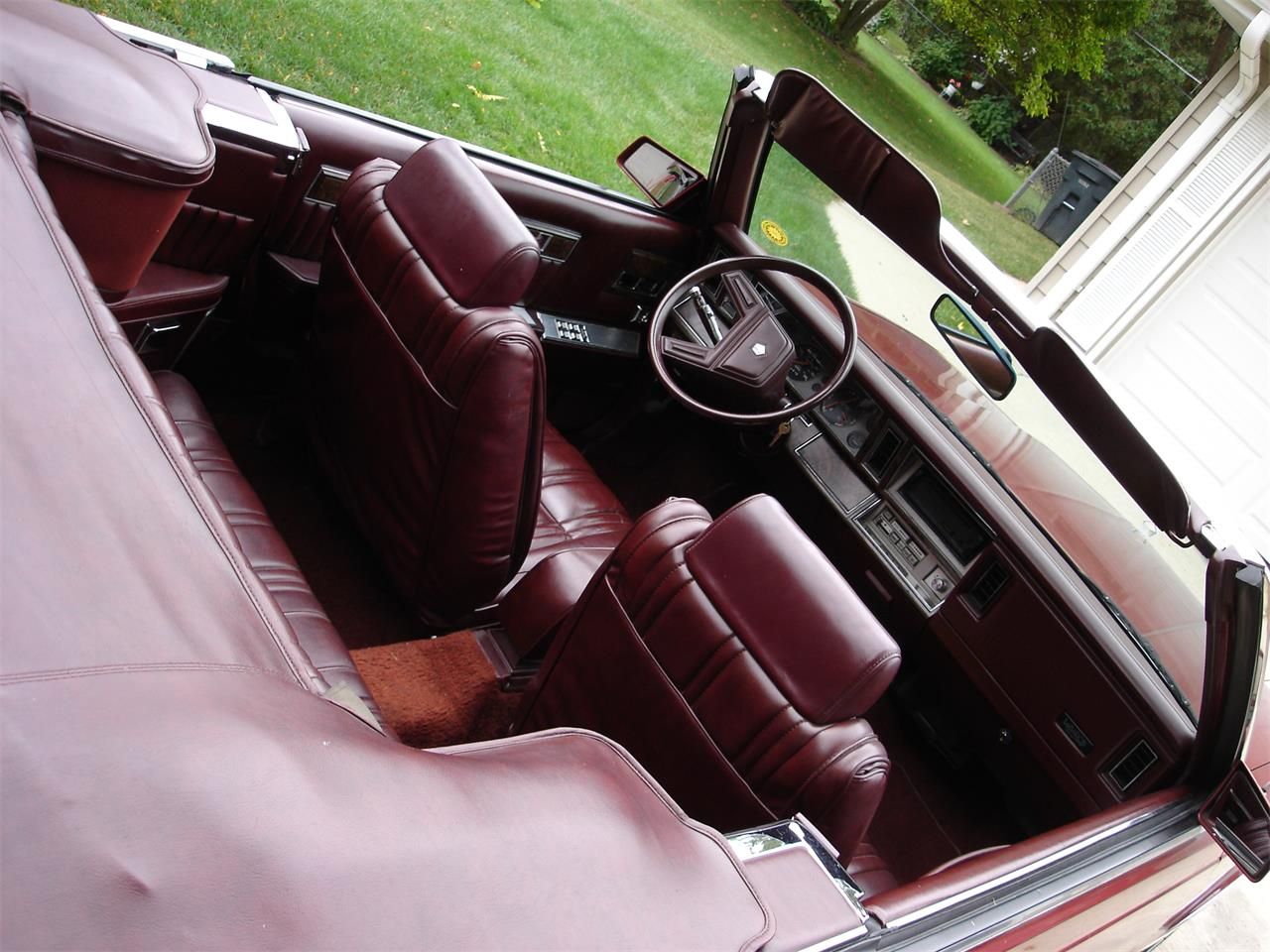 Large Picture of '86 LeBaron located in Lake Geneva Wisconsin Offered by a Private Seller - L9SS