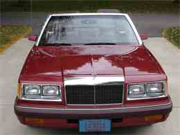 Picture of '86 LeBaron - L9SS