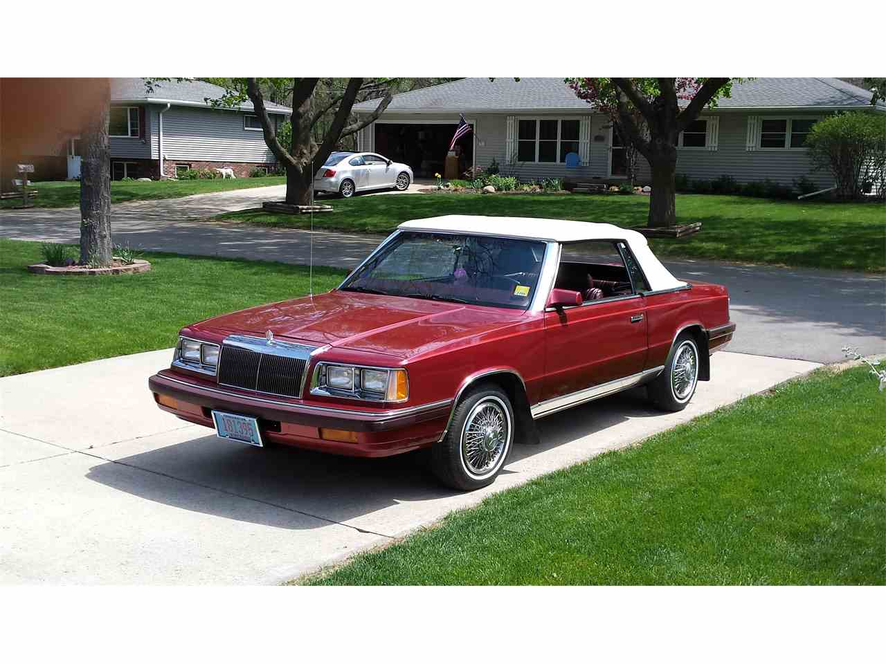 Large Picture of '86 LeBaron - L9SS