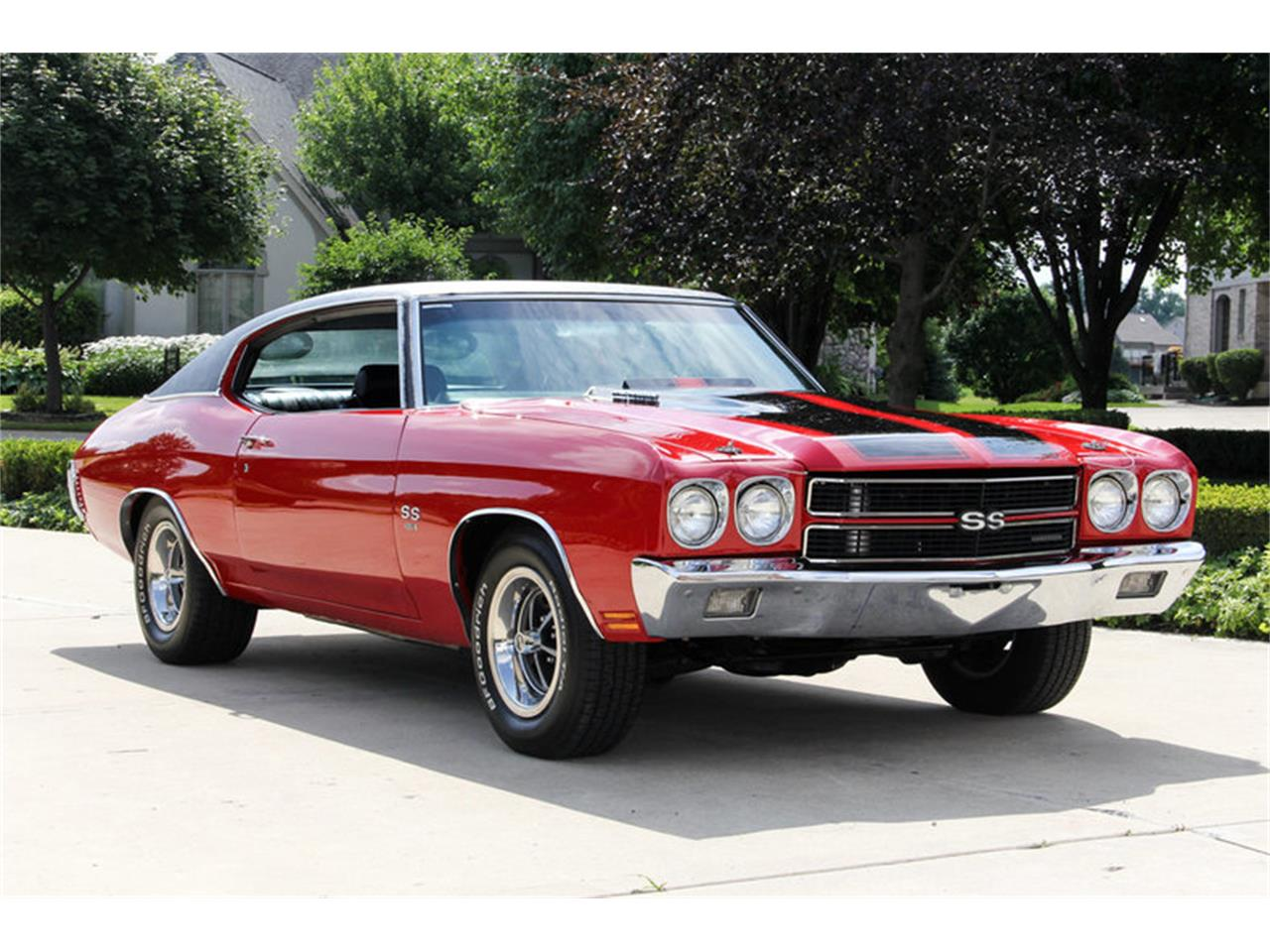 Large Picture of '70 Chevelle SS - L9T0