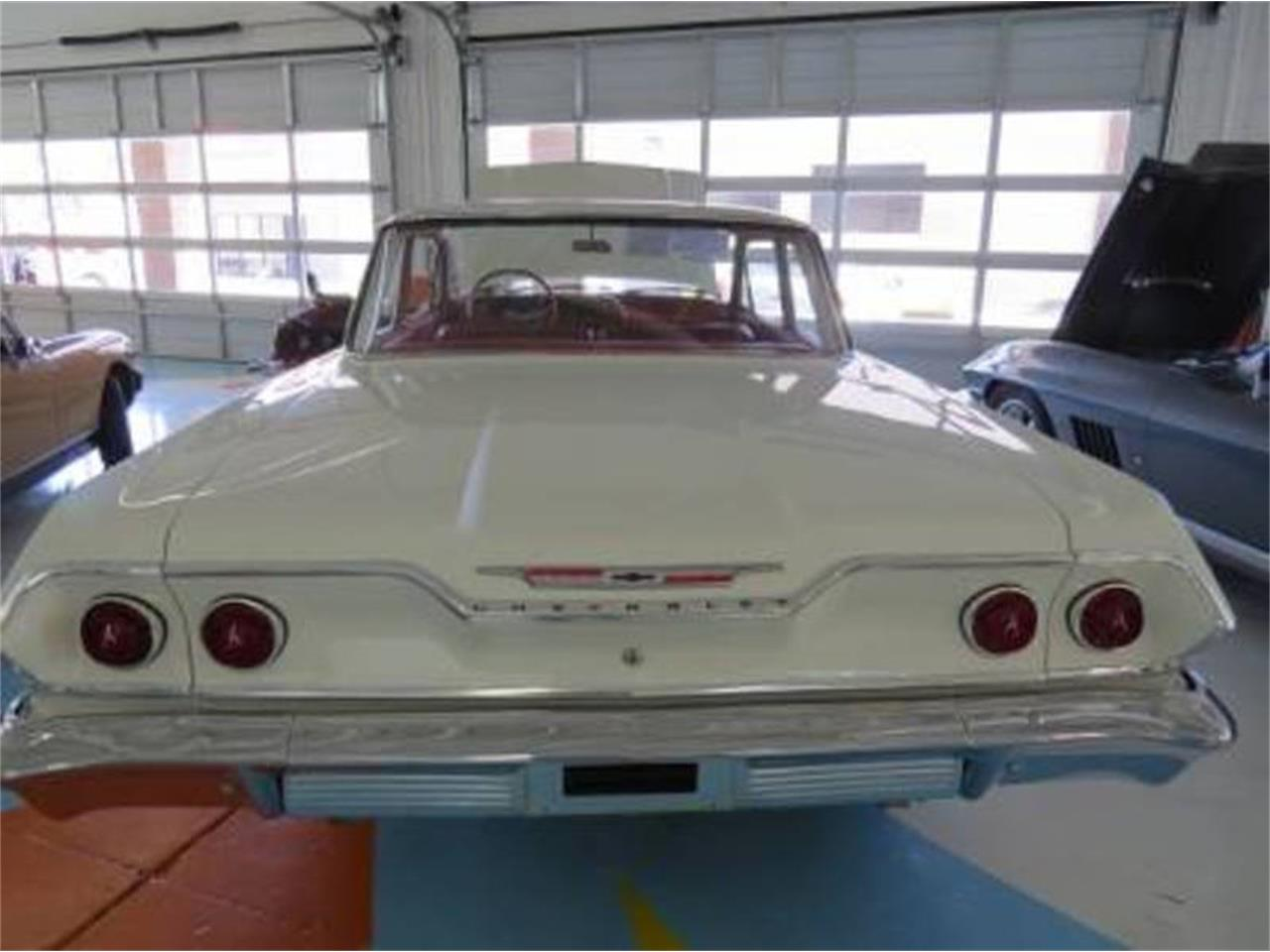 Large Picture of '63 Bel Air - L9T4