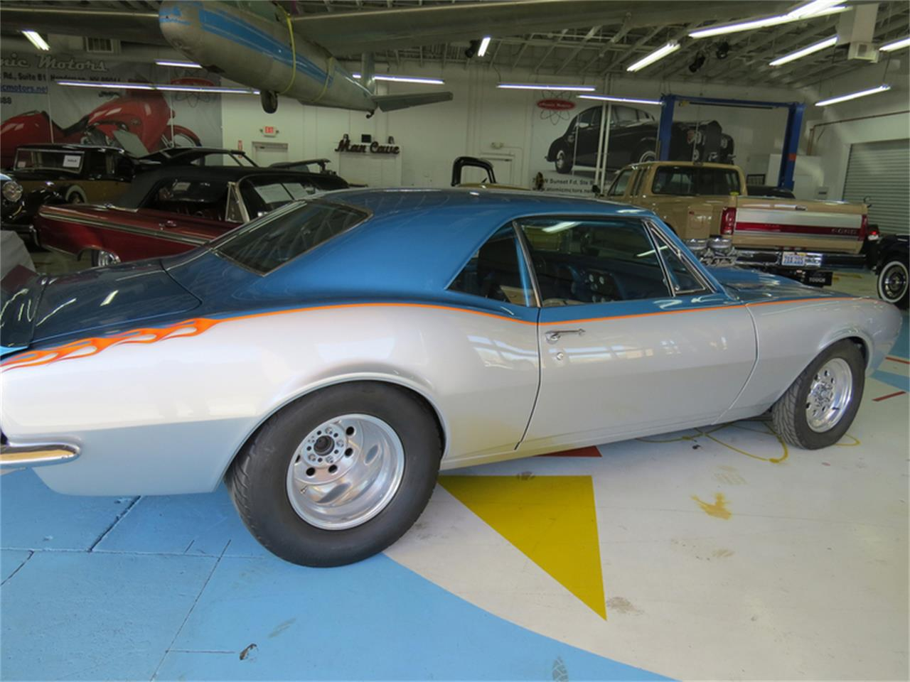 Large Picture of Classic '67 Chevrolet Camaro RS located in Henderson Nevada Offered by Atomic Motors - L9T5