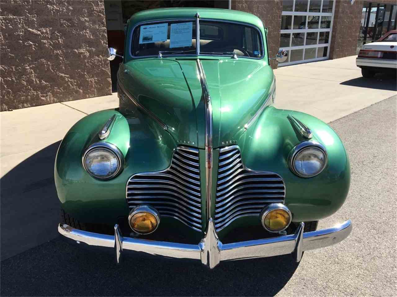 Large Picture of '40 Roadmaster - L9T6