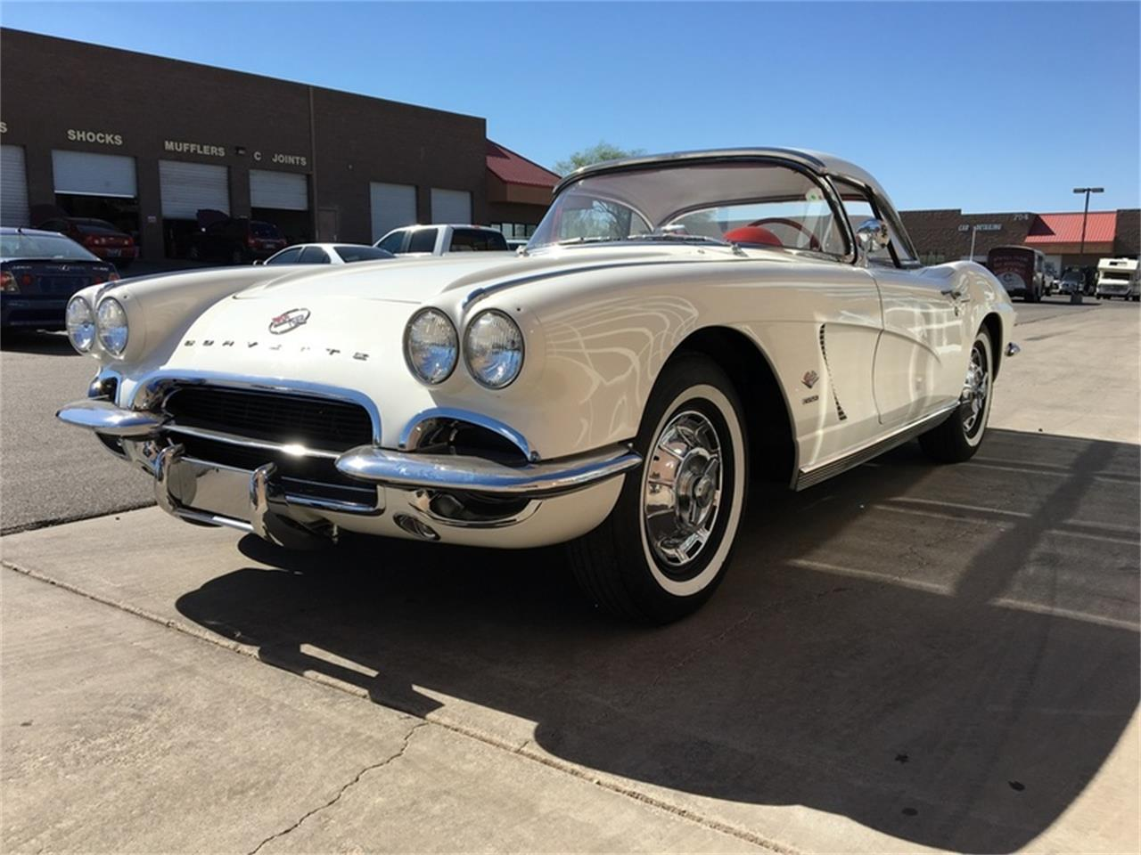 Large Picture of Classic 1962 Chevrolet Corvette located in Nevada - $98,800.00 - L9TH