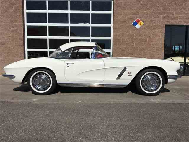 Picture of '62 Chevrolet Corvette located in Henderson Nevada - $98,800.00 Offered by  - L9TH