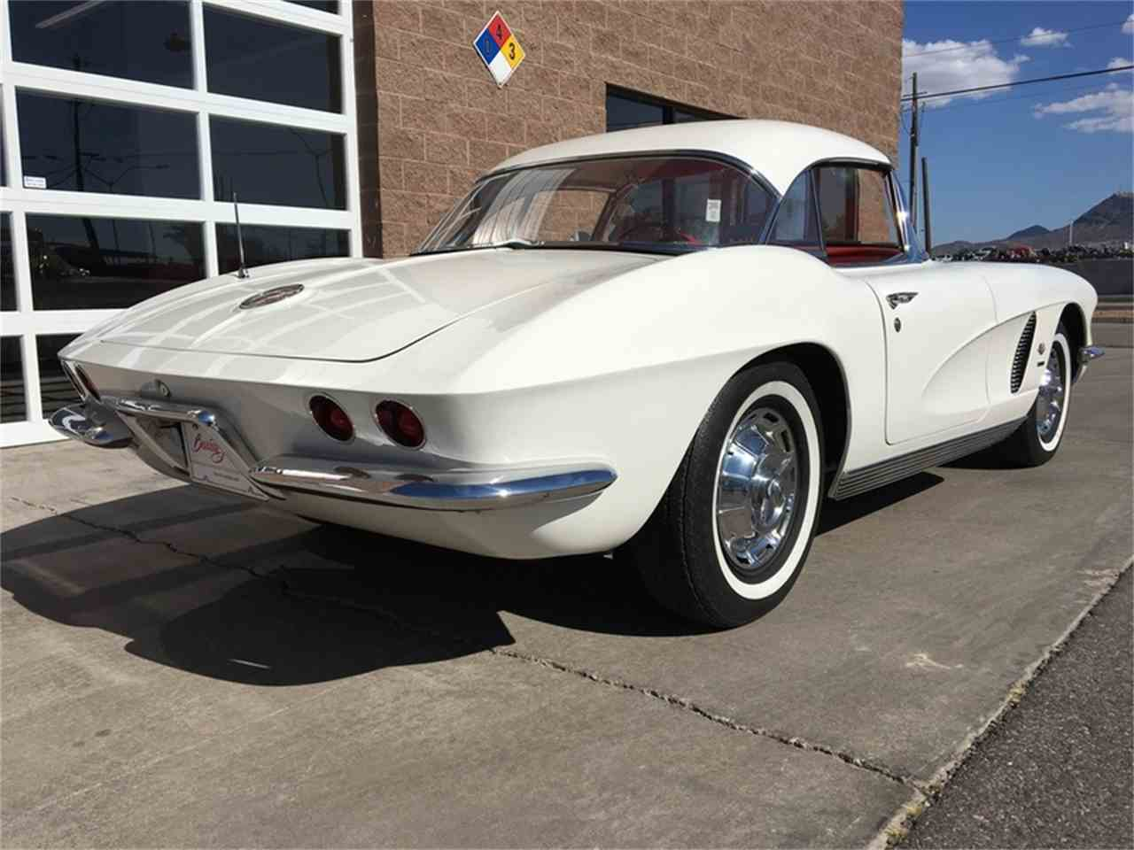 Large Picture of '62 Corvette - L9TH