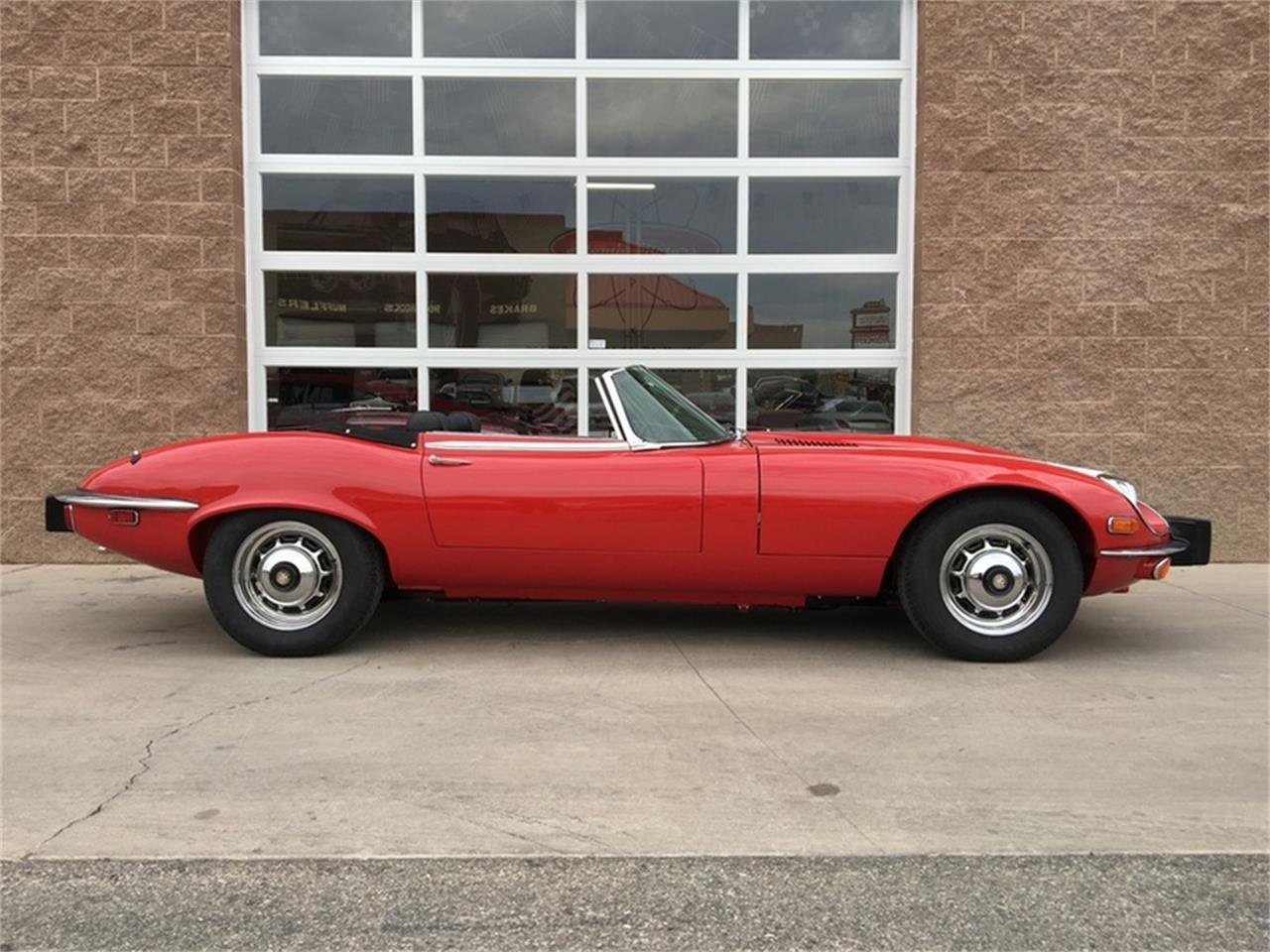 Large Picture of '74 E-Type - L9TL
