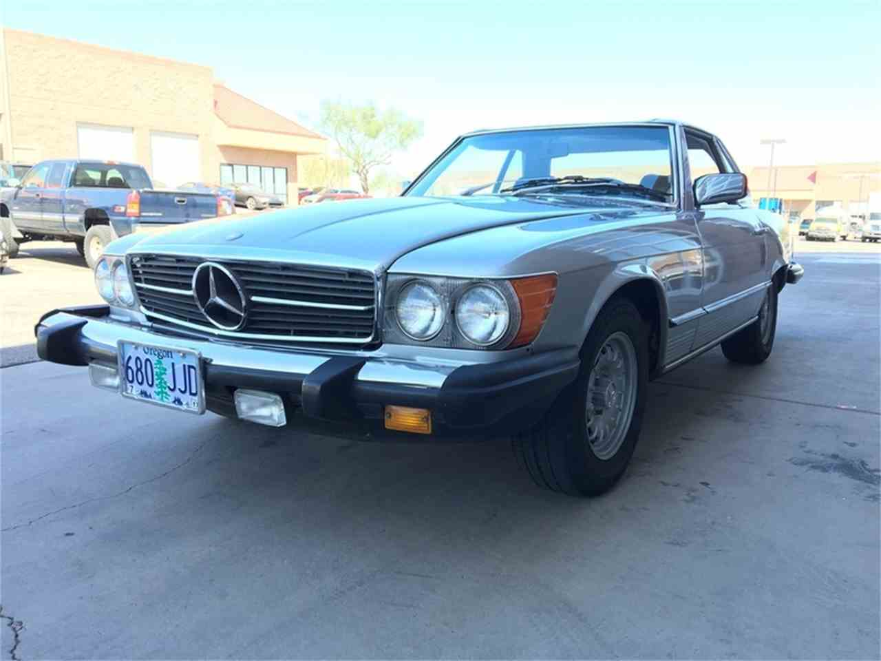 Large Picture of '80 450SL - L9TN