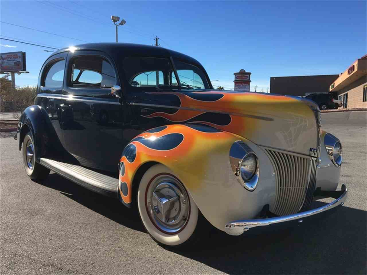 Large Picture of Classic '40 Ford Tudor located in Nevada - $44,900.00 - L9TZ
