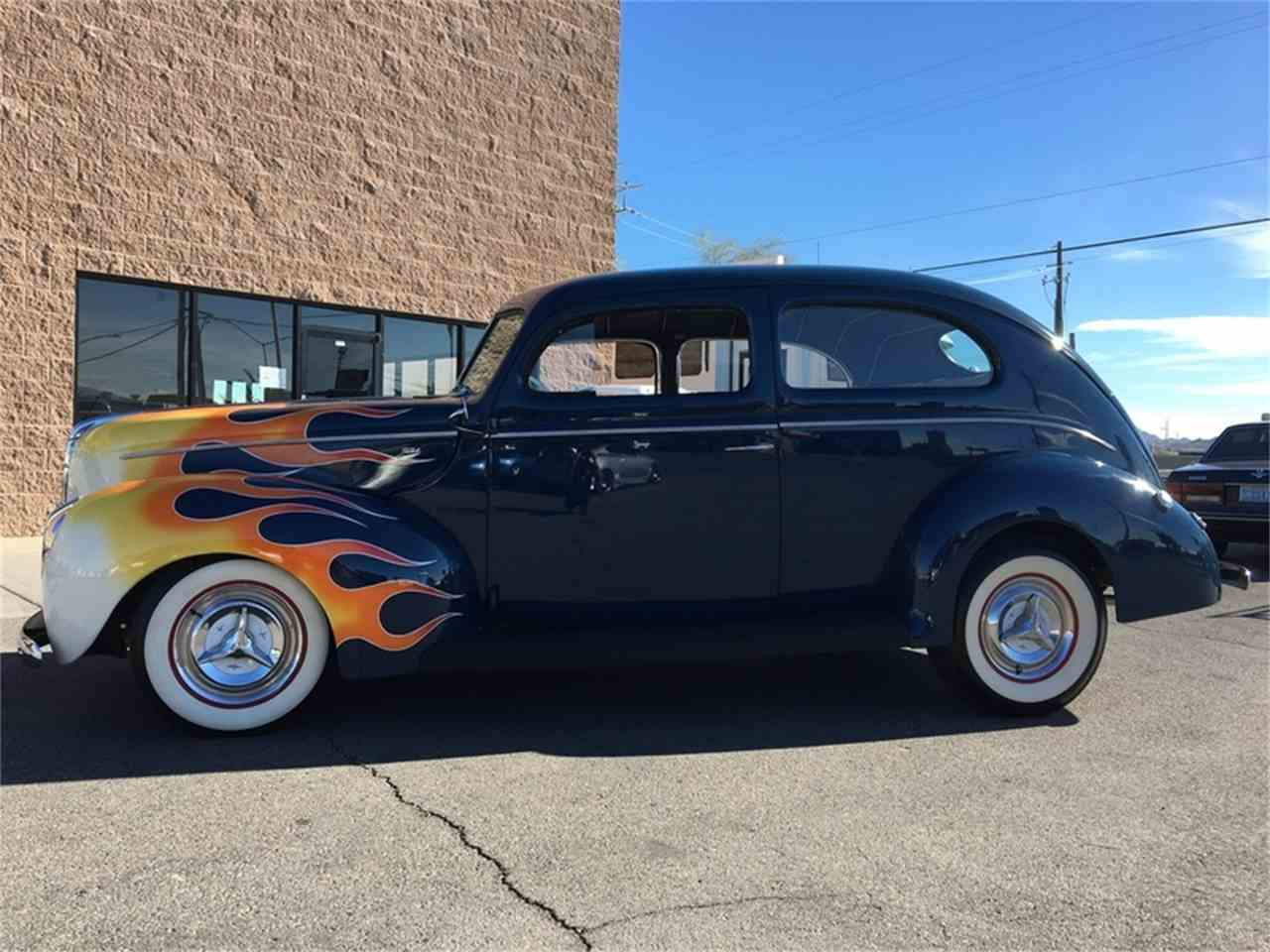 Large Picture of 1940 Tudor Offered by Atomic Motors - L9TZ