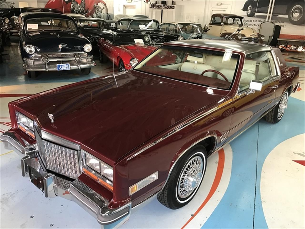Large Picture of 1980 Cadillac Eldorado Biarritz located in Nevada - L9U3