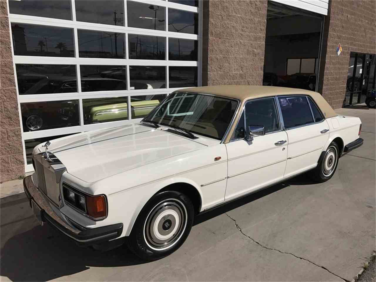 Large Picture of 1987 Rolls-Royce Silver Spur located in Henderson Nevada - L9UE