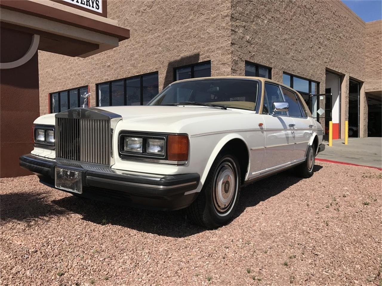 Large Picture of '87 Silver Spur - L9UE