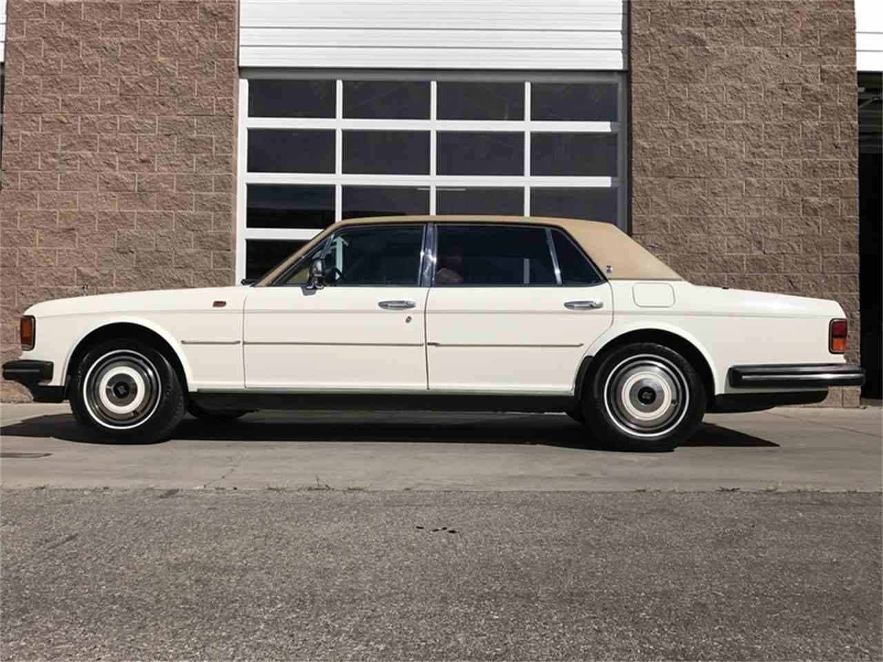 Large Picture of 1987 Silver Spur - L9UE