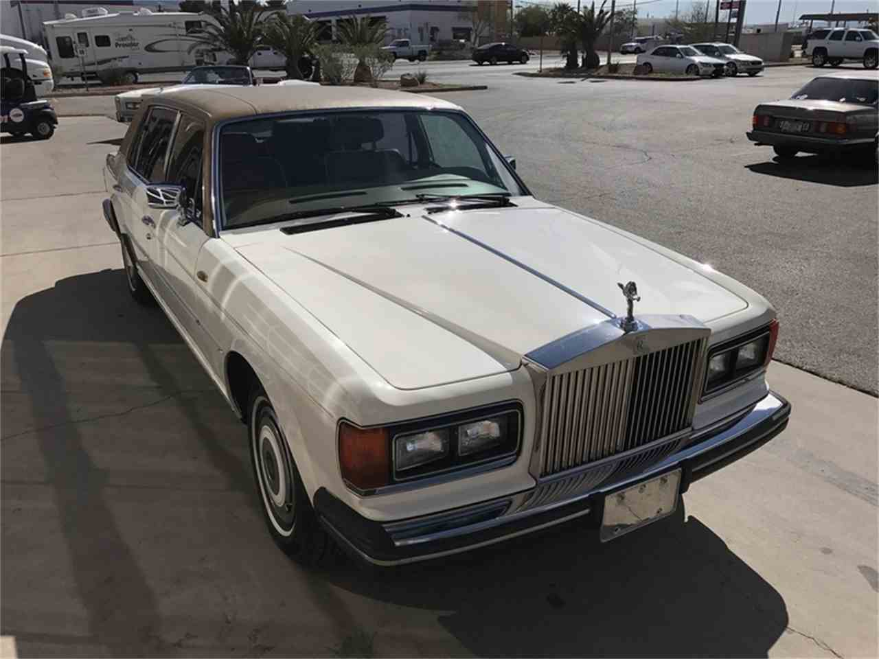 Large Picture of 1987 Silver Spur located in Henderson Nevada Offered by Atomic Motors - L9UE
