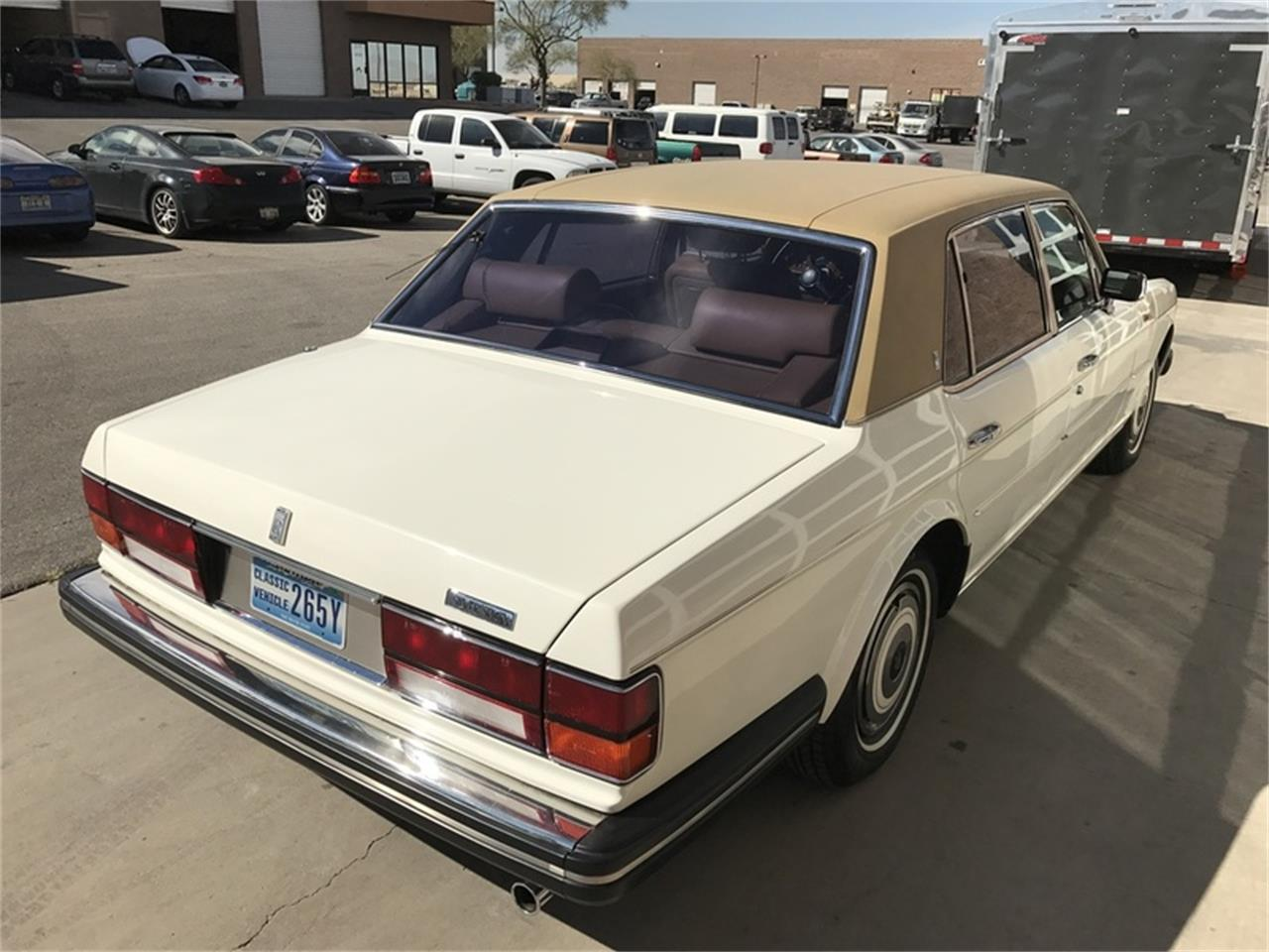 Large Picture of 1987 Rolls-Royce Silver Spur located in Henderson Nevada Offered by Atomic Motors - L9UE