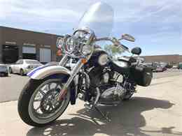 Picture of '14 FLSTNSE - CVO™ Softail® Deluxe - L9UX