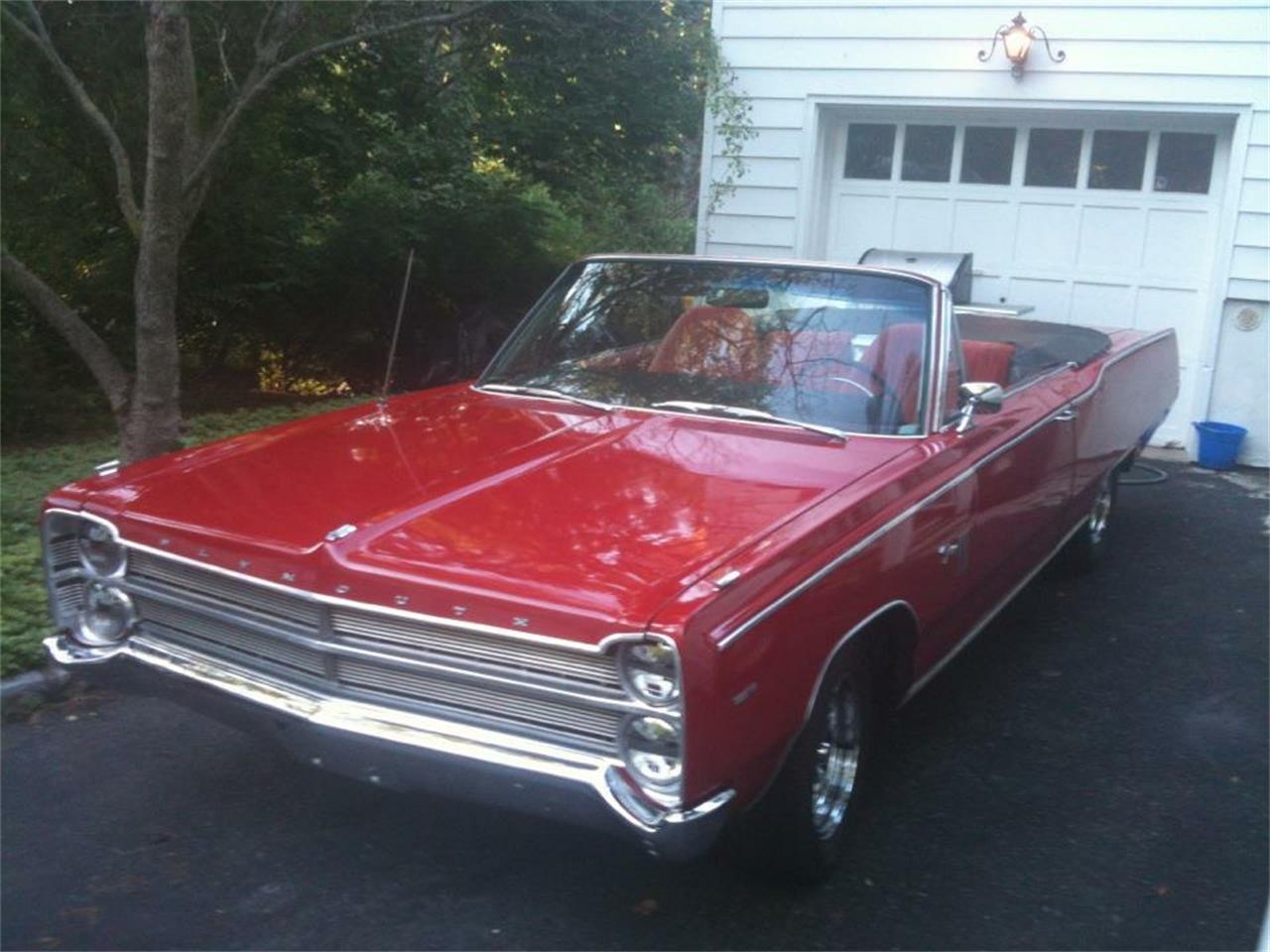 Large Picture of '67 Fury III - L9V3