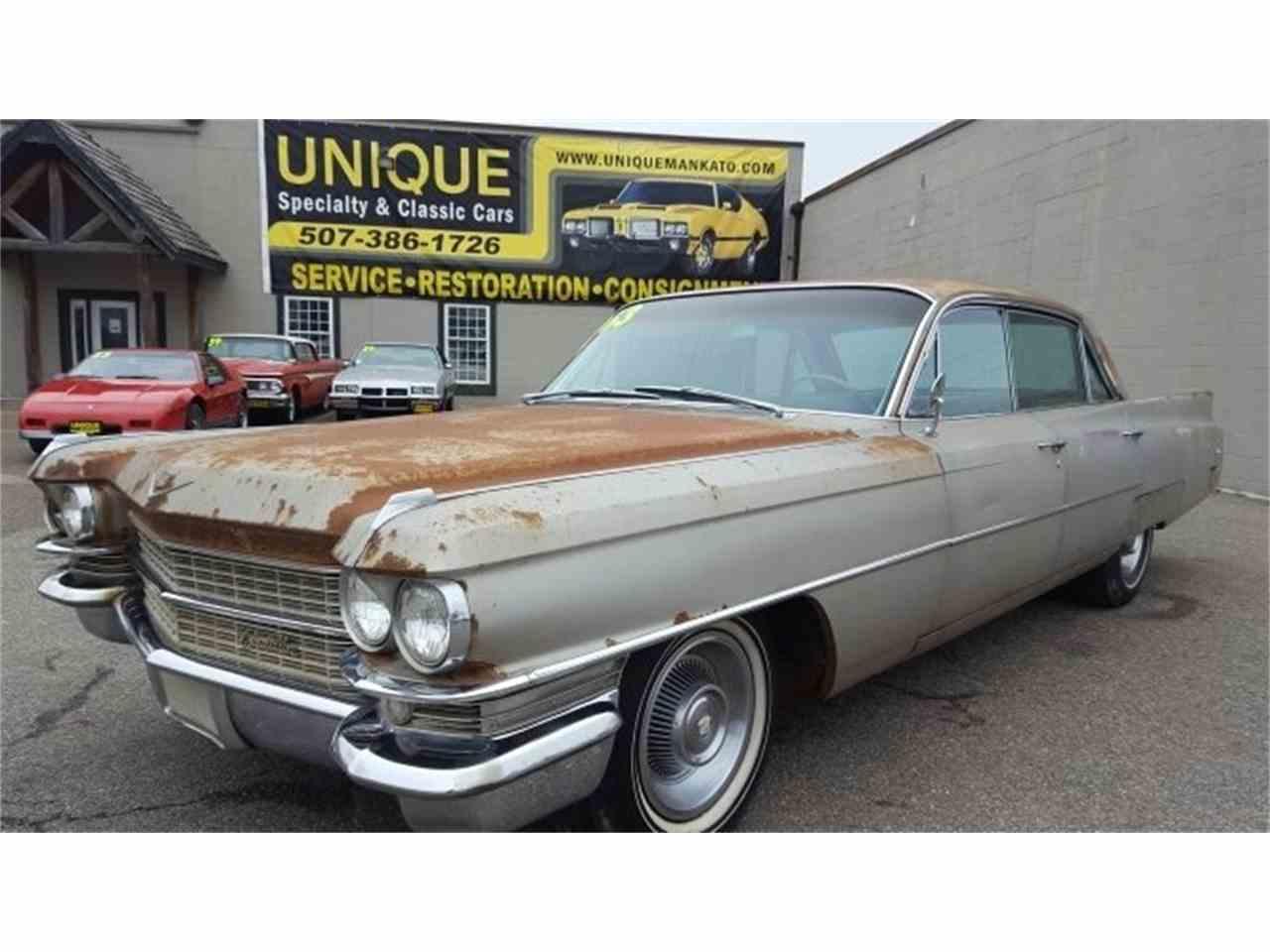 1963 Cadillac DeVille for Sale | ClicCars.com | CC-992598